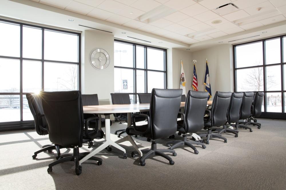 DuPage Flight Center Board Room