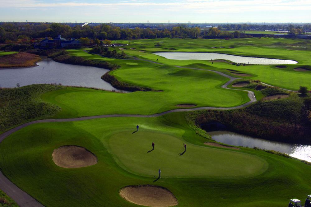 Prairie Landing Golf Course