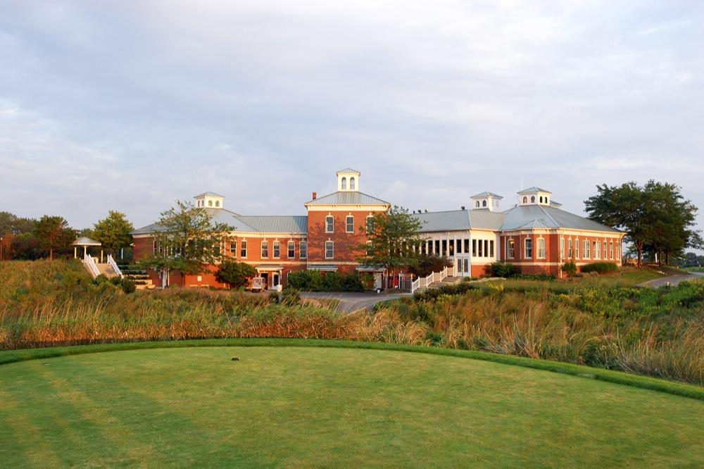 Prairie Landing Golf Clubhouse